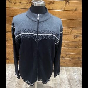 Dale Of Norway Cortina Merino Jacket Sweater